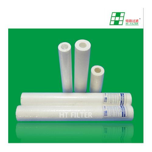 10寸PP棉滤芯 熔喷滤芯 PP净水滤芯 聚丙烯材质 现货供
